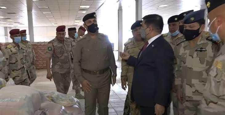 وزير الدفاع العراقي يقرر استبدال التمن والمعجون وابو العوادل يدافع عن الحنطة