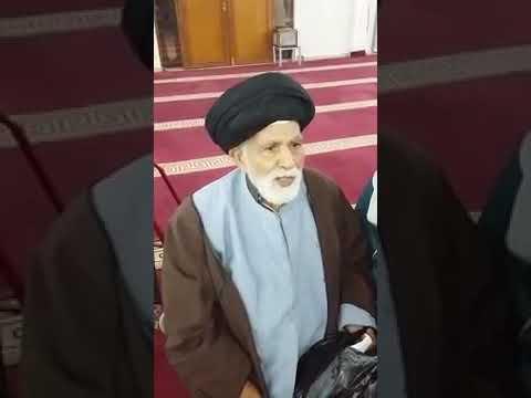 وفاة عباس الخوئي شقيق قائد غوغاء النجف وعم عبد المجيد الذي قتله مقتدى الصدر