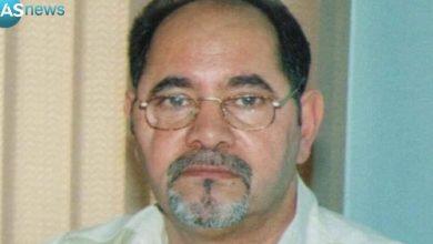 صورة اسماعيل زاير الذي جاء مع المحتل الامريكي وروج له مات