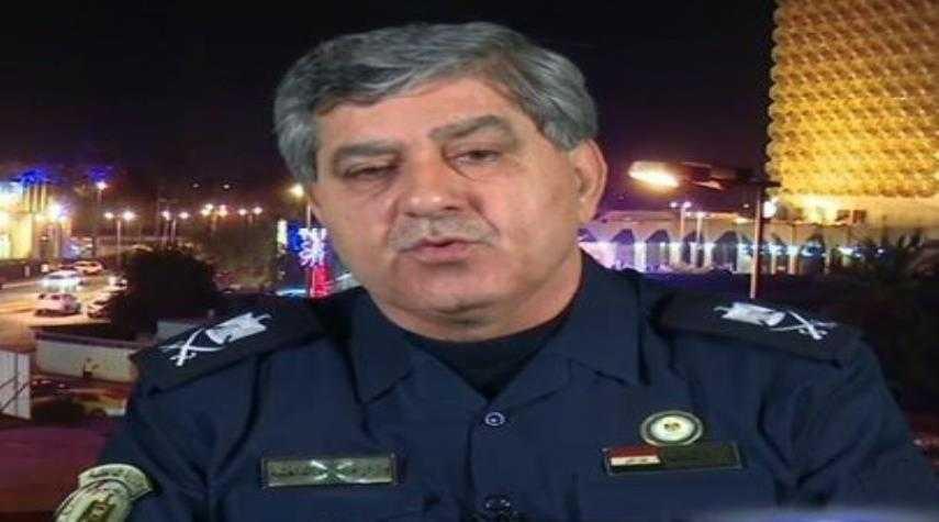 العميد عاشور مناتي مديرا لانتربول العراق بدل صادق فرج