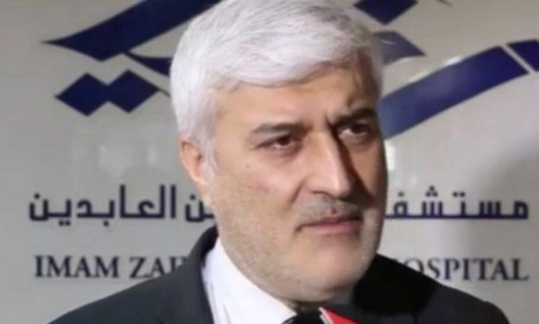 صورة الكاظمي يرشح ابن اخت همام حمودي لمنصب وزير الصحة وعليه تهم فساد