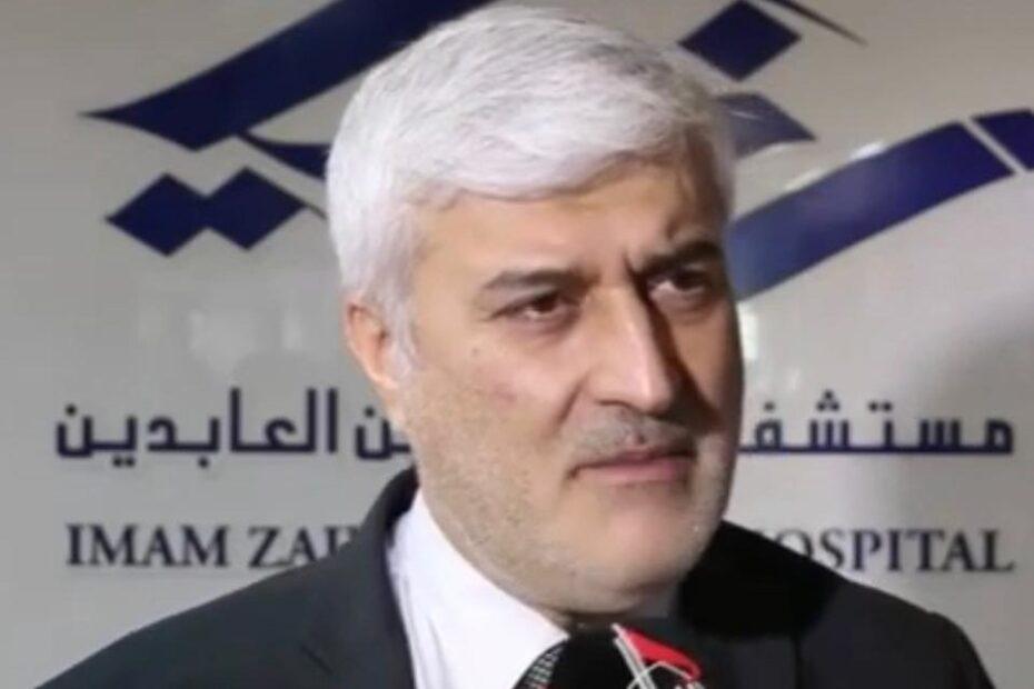 عبد المهدي الكربلائي: لم نرشح ابن اخت همام حمودي لمنصب وزير الصحة