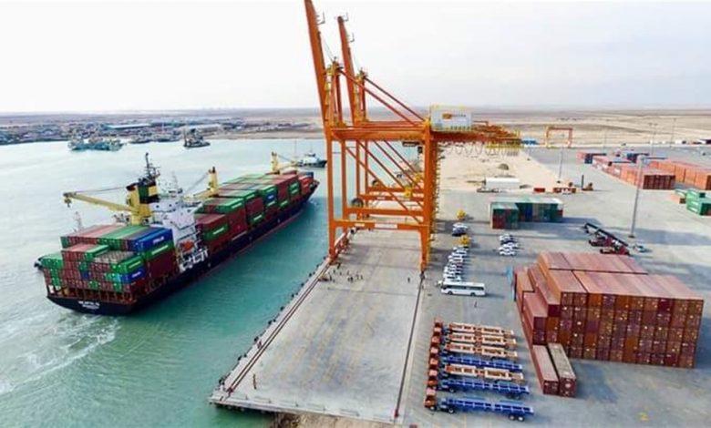 صورة ١١ حاوية معدة للتهريب تم ضبطها في ميناء #أم_قصر الشمالي