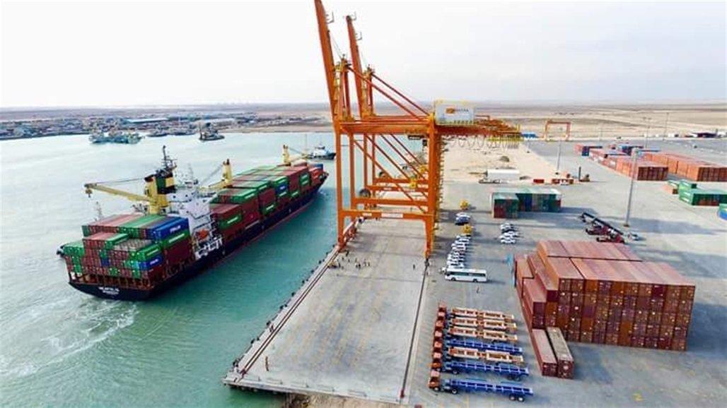 ١١ حاوية معدة للتهريب تم ضبطها في ميناء #أم_قصر الشمالي
