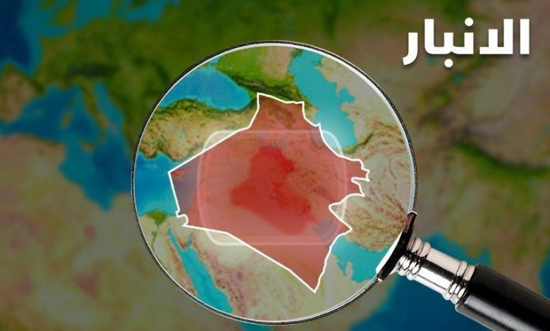 صورة فرض حظر امني شامل للتجوال بقضاء #هيت