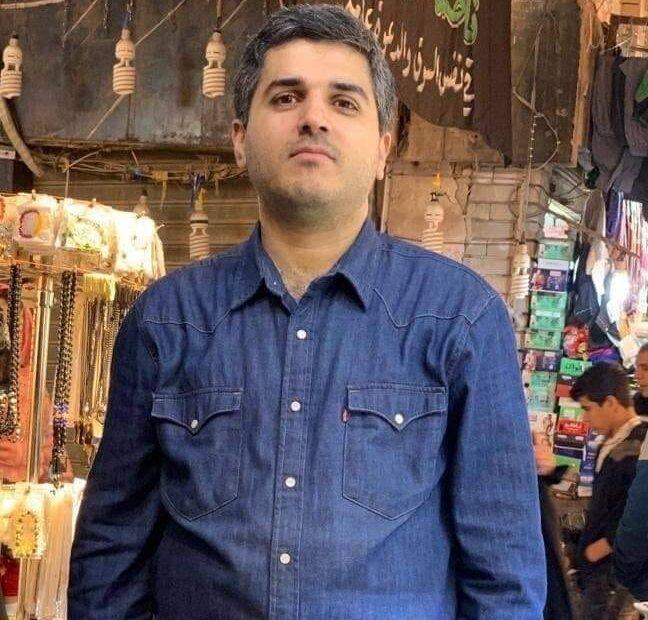 العراقيون ترسوا حدود ليتوانيا بعد مقتل ابو القماش الشيعي النجفي جعفر حسين الحارس