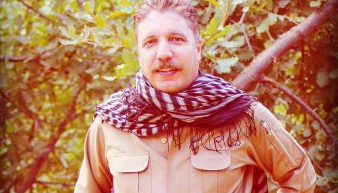 بعد يوم من لقاء بارزاني برئيسي !!ايران تعدم باباخاني رئيس الحزب الكردي في فندق اربيل