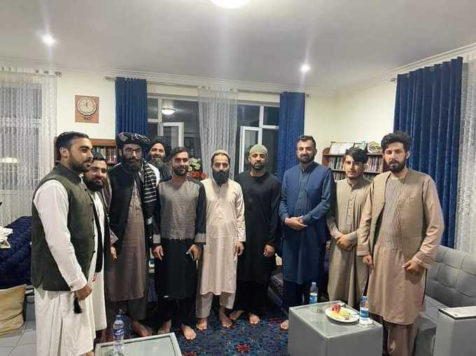 طالبان يتفاهمون مع منتخب الكريكيت