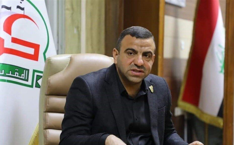 غوغاء يقتلون عبير سليم الخفاجي مدير بلدية كربلاء جوار قبر الحسين بثلاثة اطلاقات في شهر عاشور
