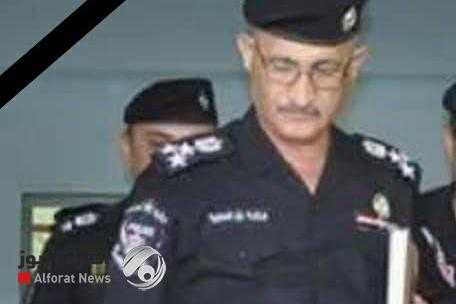 مدير الدفاع المدني السابق في ديالى اللواء احمد جواد كاظم قتل بستوتة