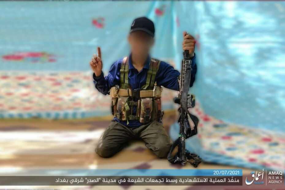 معركة جديدة وقتل ابن عم رئيس البرلمان الذي نقل ابو حمزة مفجر سوق الوحيلات