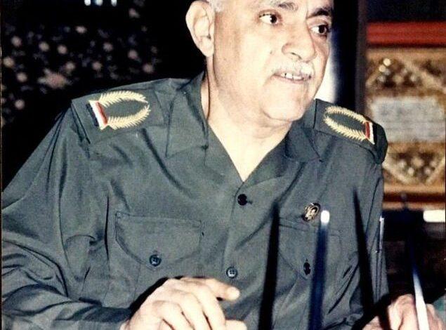 صورة وفاة وزير النقل الأسبق احمد مرتضى الزهيري في عمان بعدما شغل منصب وزارة النقل للفترة من 1991 الى 2003.