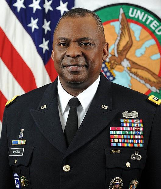المتحدث باسم البنتاغون: وزير الدفاع الأميركي الزنجي بطل هزيمة العراق لم يستقل ولا ينوي ذلك وبايدن يبرر