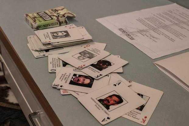 البنتاغون : القصة وراء عملية السطو الهائلة على بنك صدام حسين البالغة قيمتها مليار دولار اقرأوه