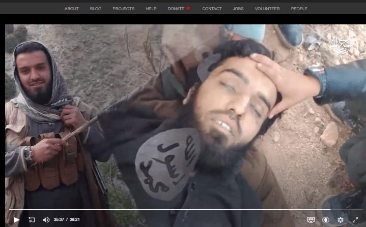 داعش الارهابي يبث فيديو الان يذكر ببطولاته في افغانستان