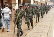 صورة الكونغو الديمقراطية تشهد اشتباكات مسلحة