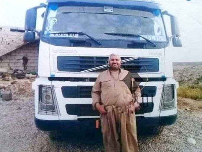 داعش الارهابي تطلق سراح مختطف في كركوك