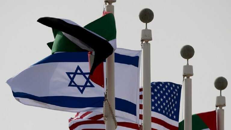 صورة اتفاقية جديدة بين الإمارات و الكيان الصهيوني