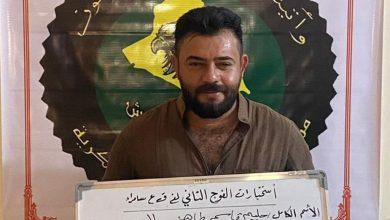 صورة اعتقال ارهابيين في #نينوى وصلاح الدين