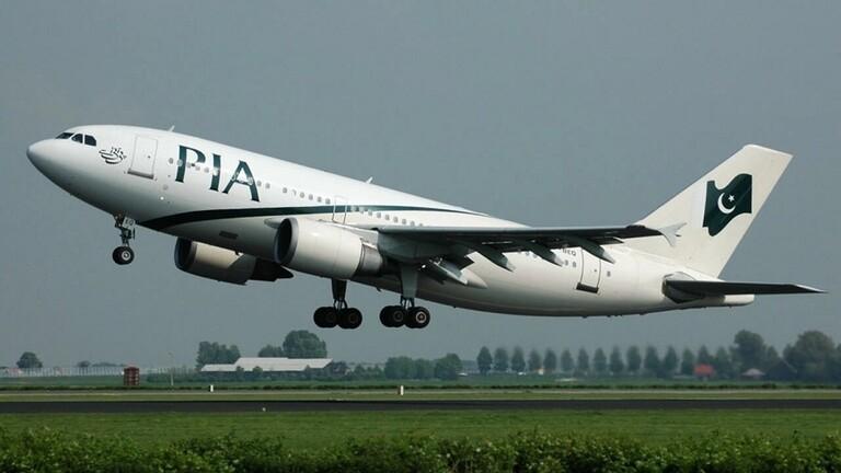 تعليق عمل الخطوط الجوية الباكستانية في افغانستان