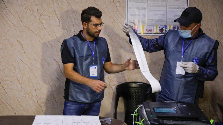 صورة #العراق_ينتخب ووكالة الاستقلال تنسر نتائج الانتخابات التشريعية