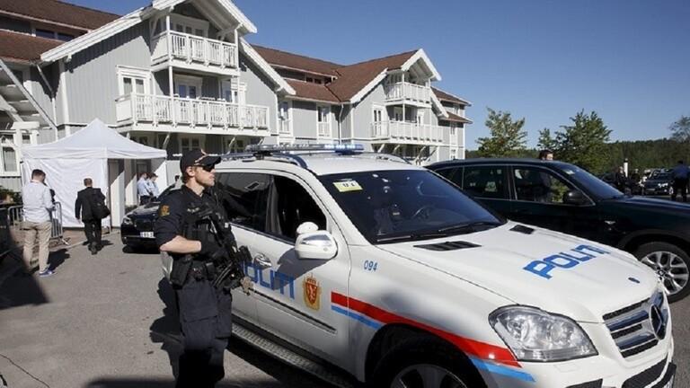 هجمات في بلدة #كونغسبرغ بالنرويج
