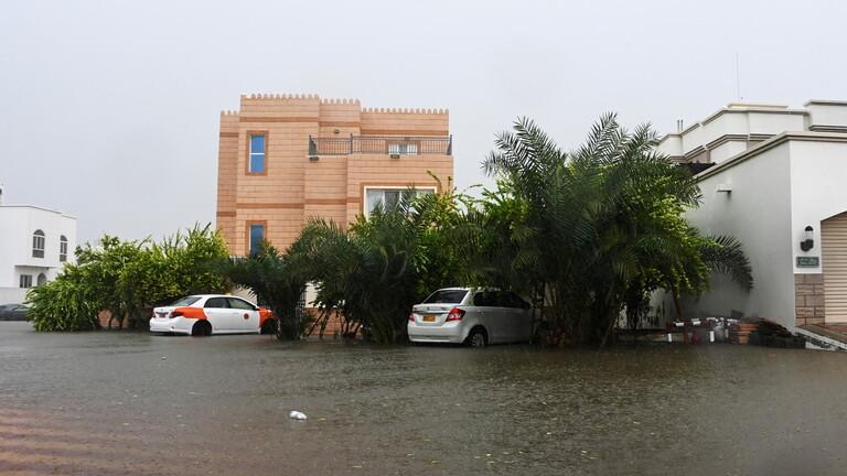 6 محافظات في #اليمن مهددة باعصار شاهين