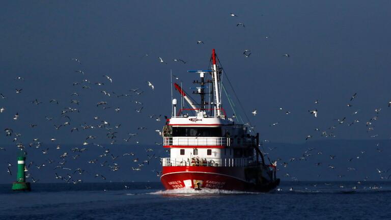 انقرة : إنقاذ 22 طالب لجوء في بحر #إيجة